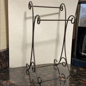 Princess House Kitchen - Kitchen towel rack